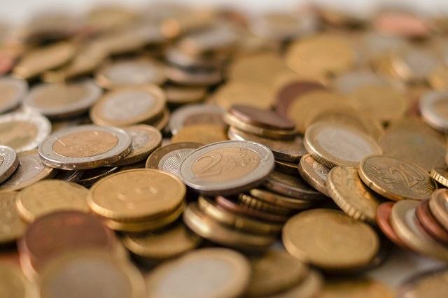 Biliony monet