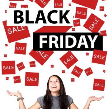 Black Friday i Cyber Monday – uważaj na promocje. Możesz wpaść w długi.
