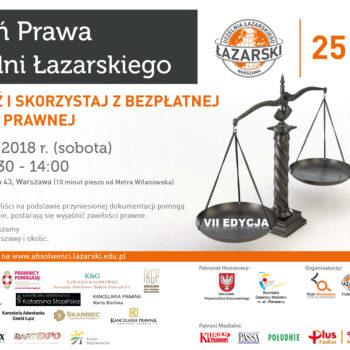 Dzień Prawa na Uczelni Łazarskiego