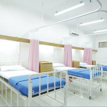 Gdzie powstaną szpitale tymczasowe