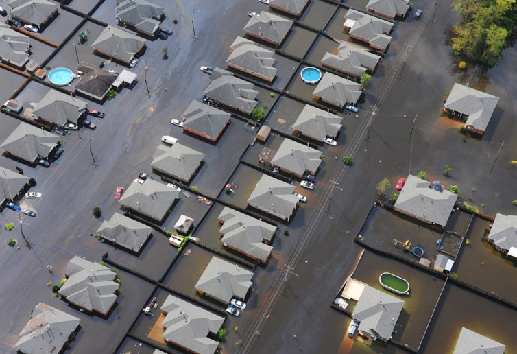 Katastrofy naturalne mogą kosztować więcej