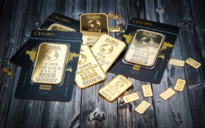 Kolejny tydzień spadków cen złota. Tylko ceny palladu na plusie