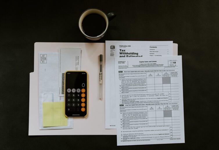 Nowe formularze deklaracji podatku dochodowego od osób fizycznych