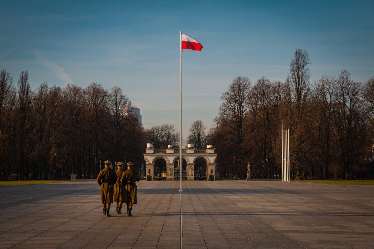 Państwo polskie zarejestrowane w USA jako firma
