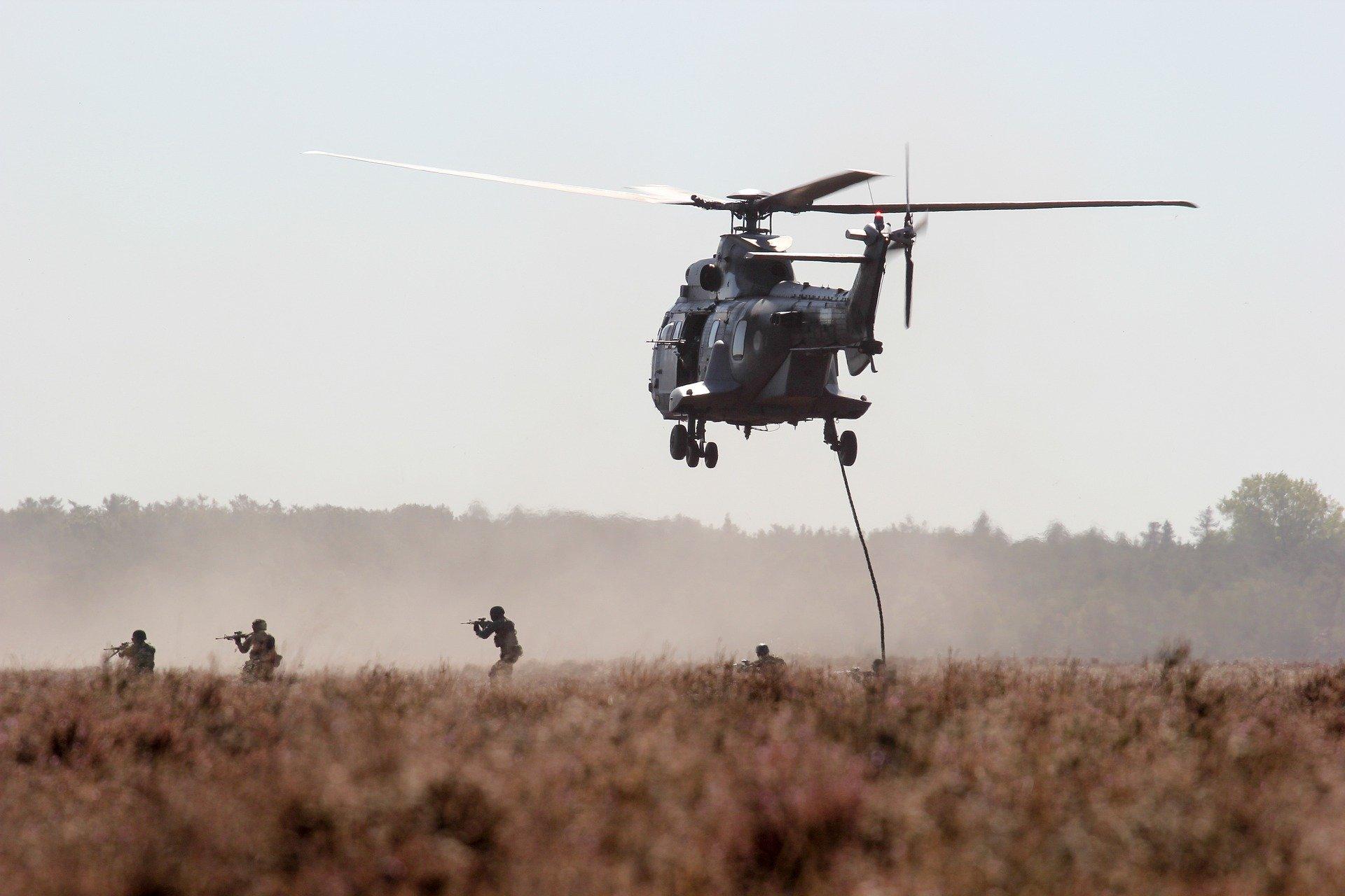 Setka polskich żołnierzy wysłana do Afganistanu