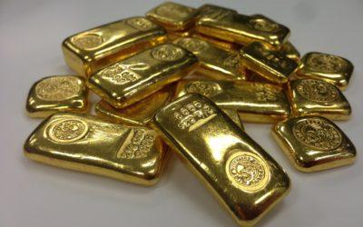 Trwa wzrostowa passa złota