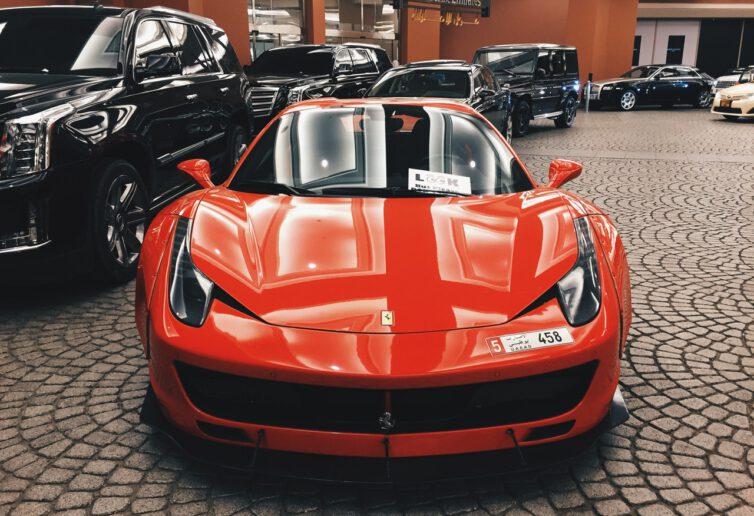Wyrok TSUE w sprawie Ferrari Wygląd części auta może być chroniony jako niezarejestrowany wzór wspólnotowy