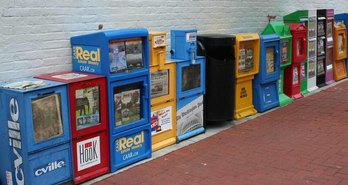 automaty handlowe