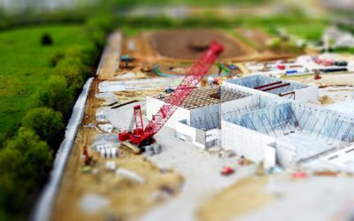 Długi firm budowlanych powoli maleją