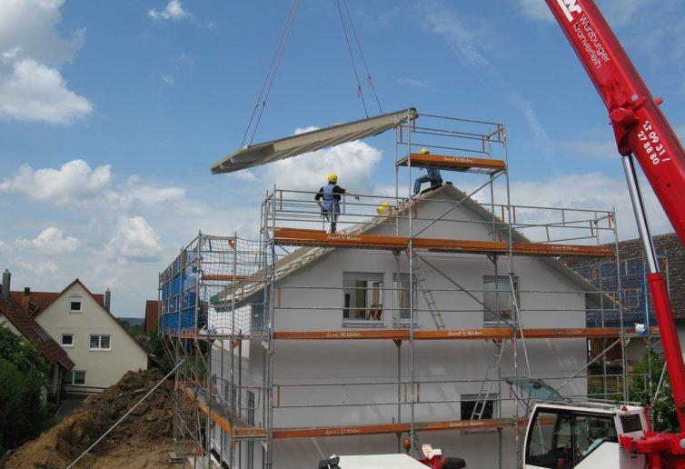 Firmy budujące mieszkania