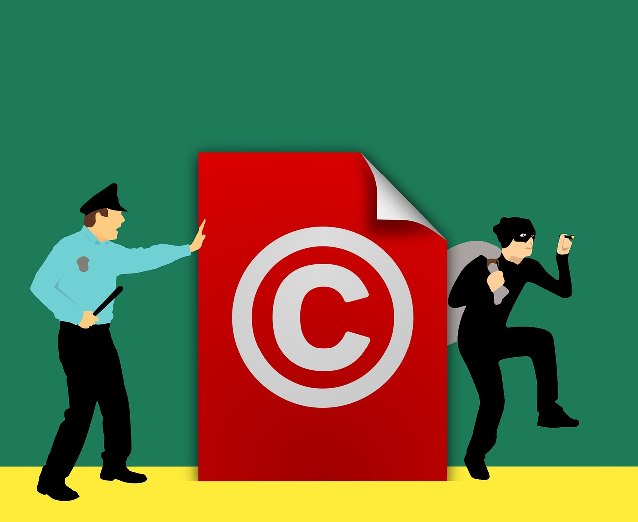 Od 1 lipca nowe wydziały sądów ds. własności intelektualnej