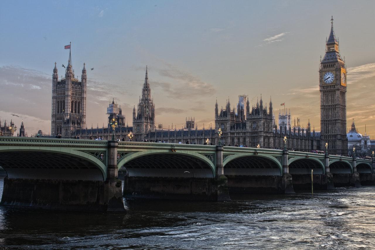Działalność zagraniczna w UK