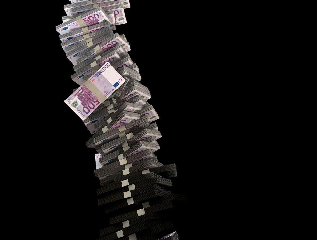 Polityczne problemy euro
