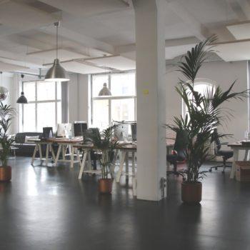 Lifting przestrzeni biurowej szansą dla starszych obiektów