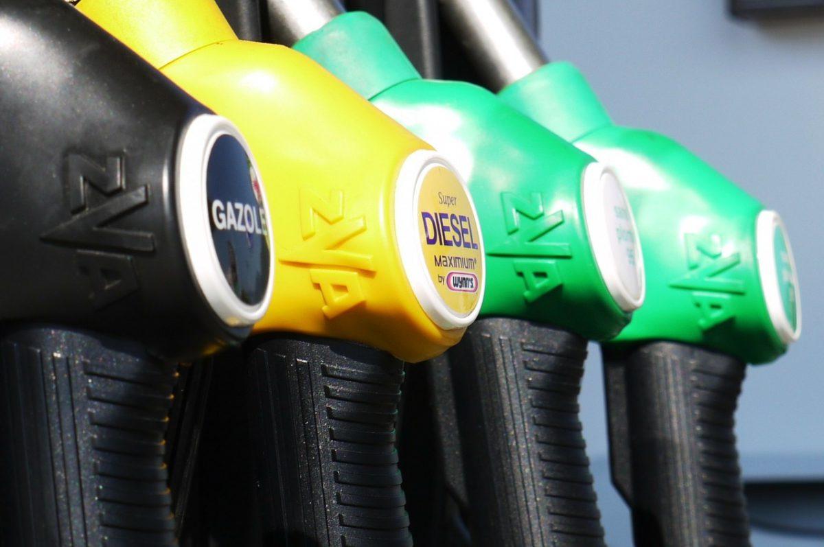 rodzaje ropy