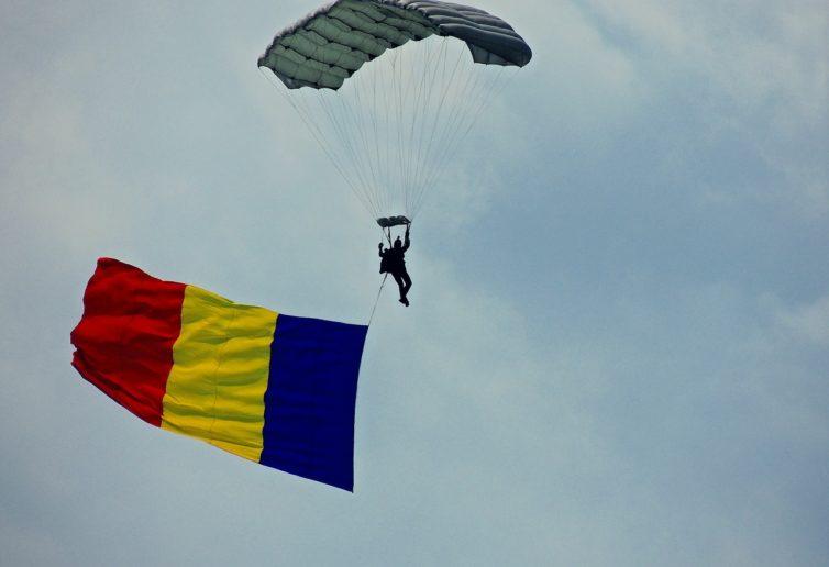 działania rumuńskiego rządu