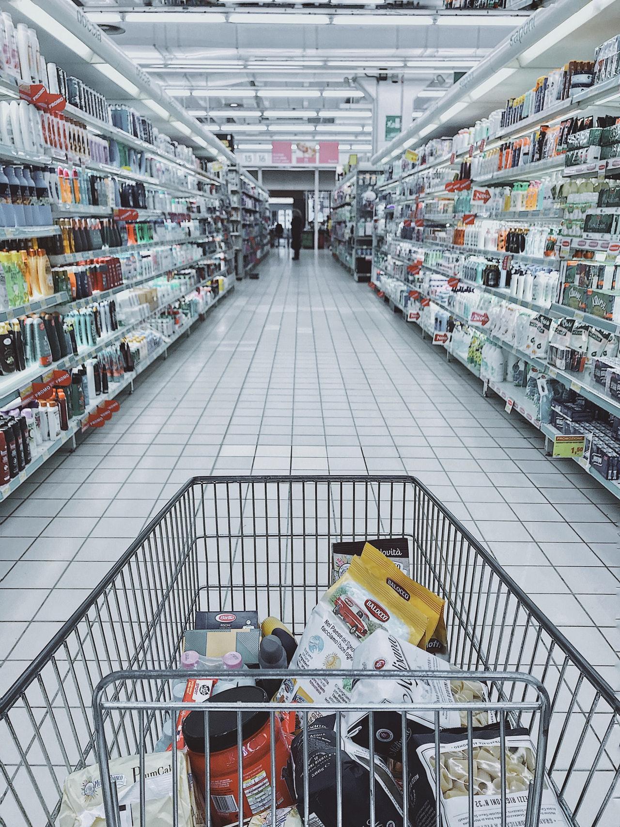 sieć supermarketów