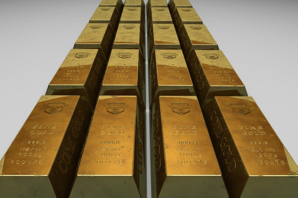 sprzedaż złota