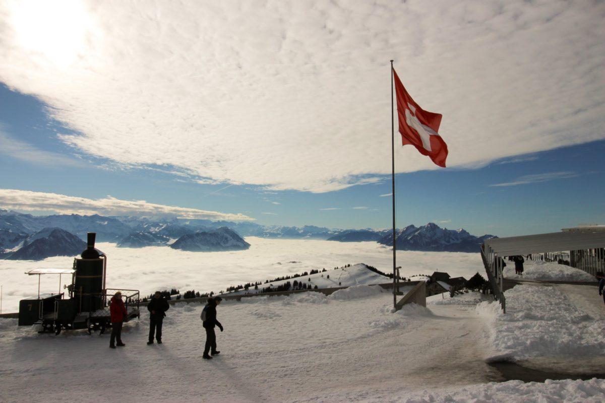 Zarobki w Szwajcarii