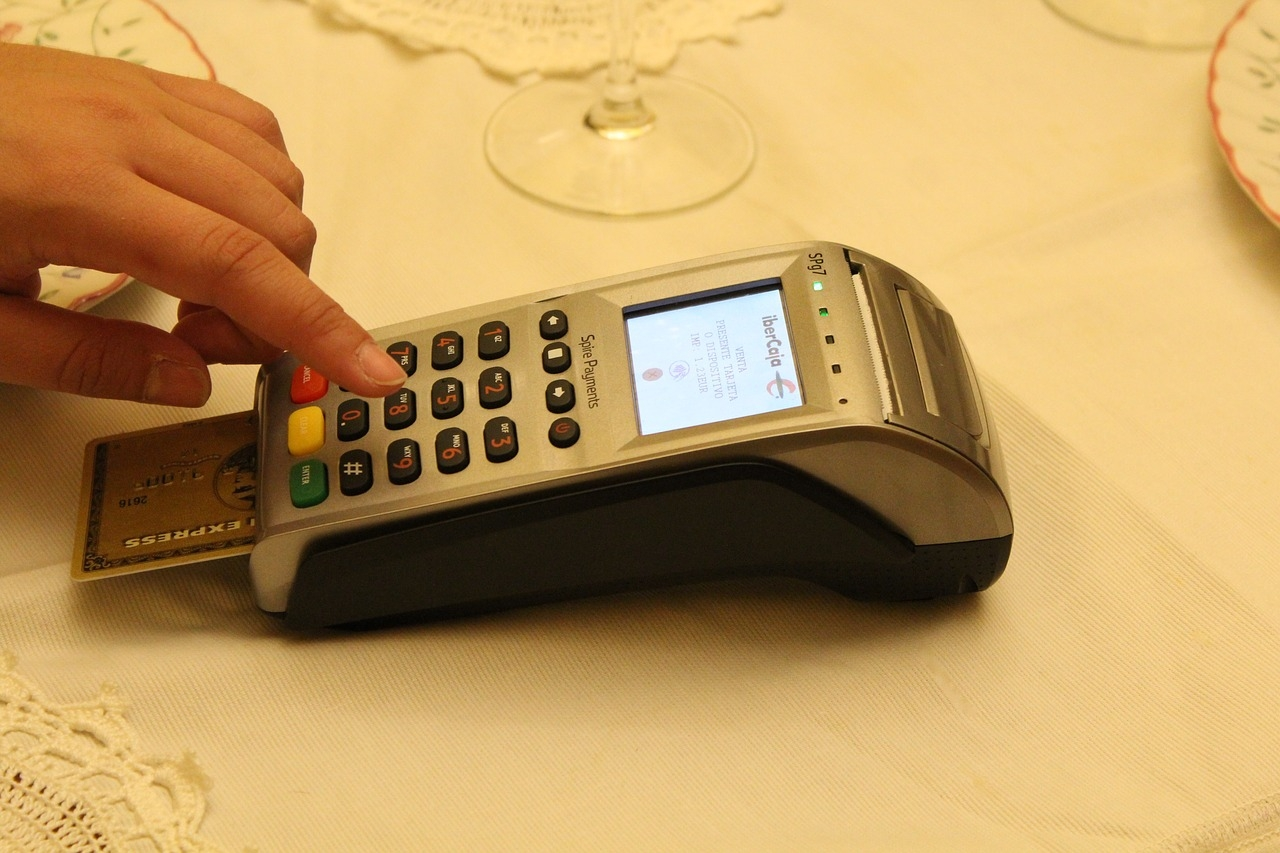 płatności zbliżeniowe